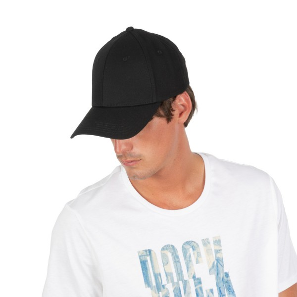 Baseball Cap in Cotton with 6 Panels