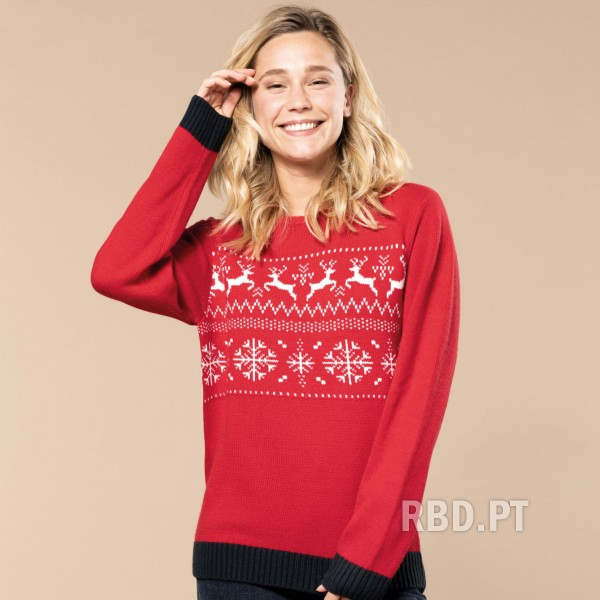 Christmas Sweater for Adult Christmas Sweater Reindeer - Man and Woman
