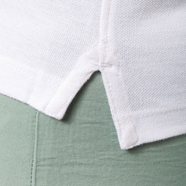 Women's Organic Cotton Short Sleeve Polo Shirt