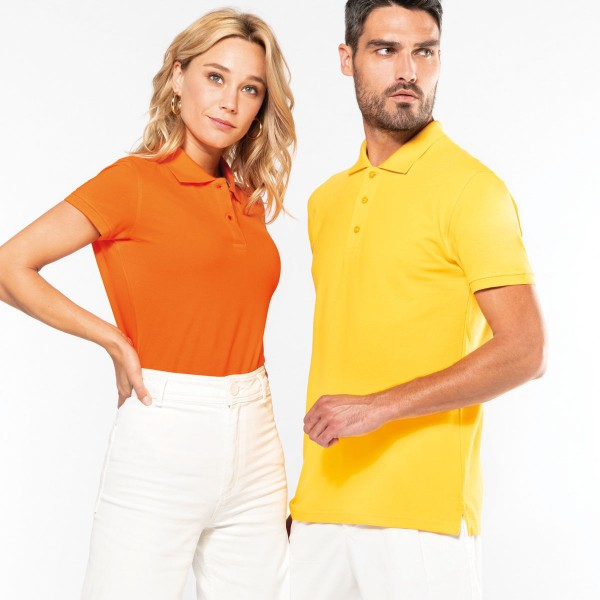 Women's Short Sleeve Polo Shirt
