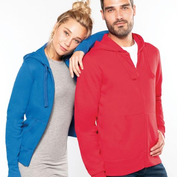Women's Zip Up Sweatshirt with Hood