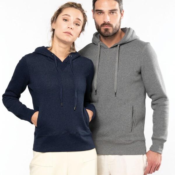 Women's Organic Cotton Hooded Sweatshirt