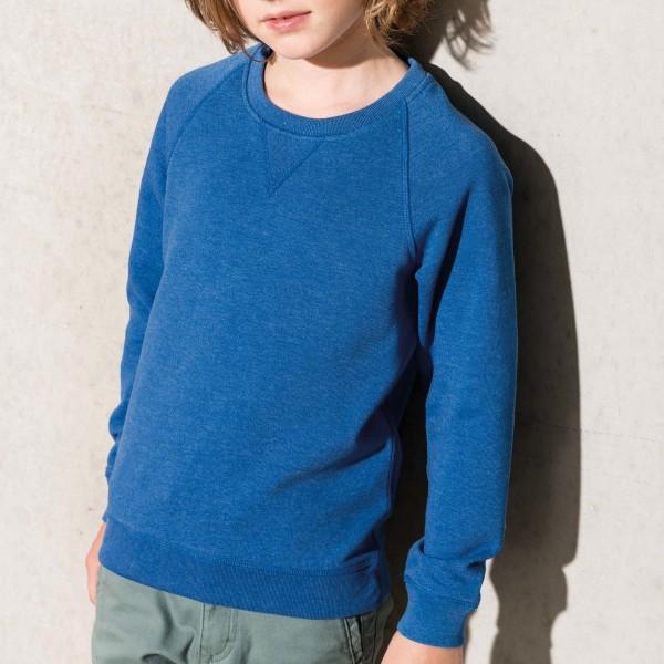 Kid's Organic Cotton Sweatshirt