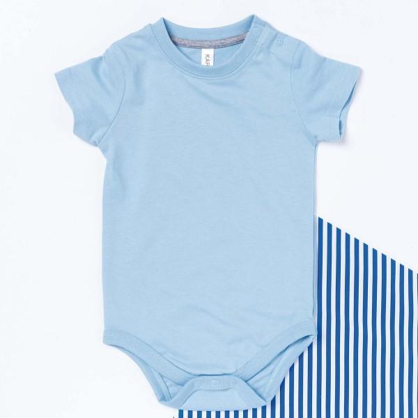 Baby Short Sleeve Body