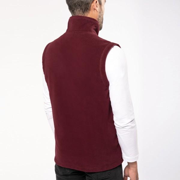 Men's Fleece Vest Luca