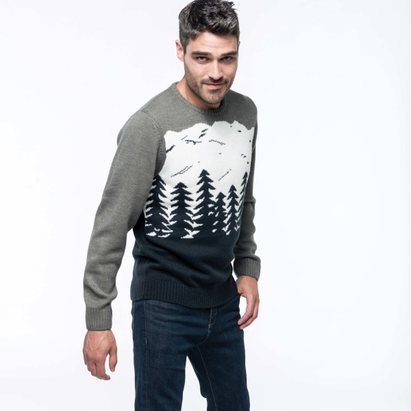 Adult Christmas Sweater Trees