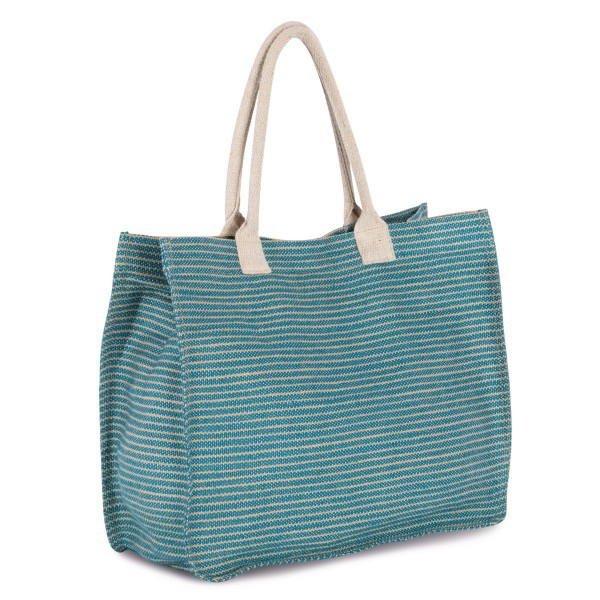Beach Bag in Juco and Cotton