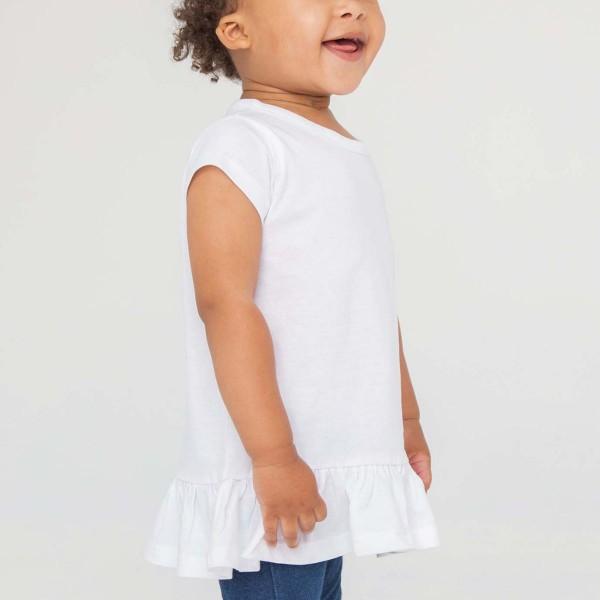 Baby Frills Short Sleeve T-shirt