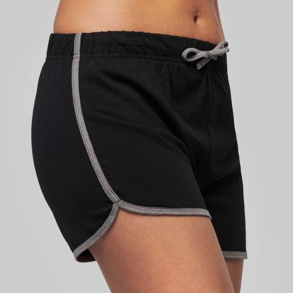 Women's Retro Style Sports Shorts