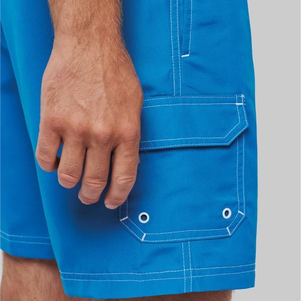 Men's Swim Trunks with Pockets