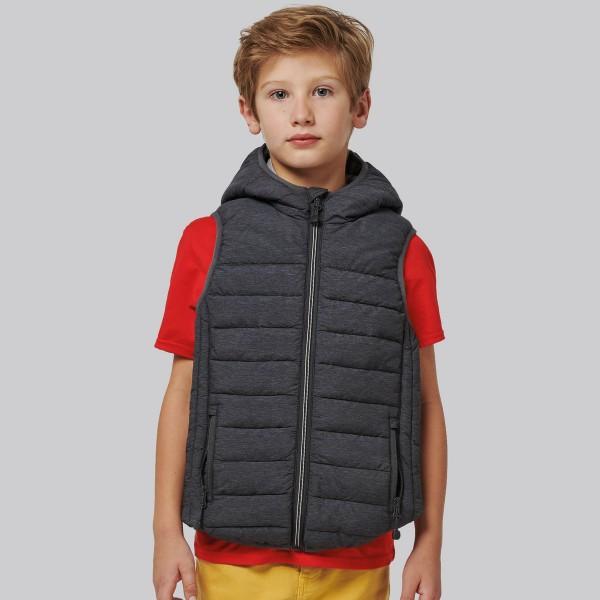 Kid's Hooded Vest