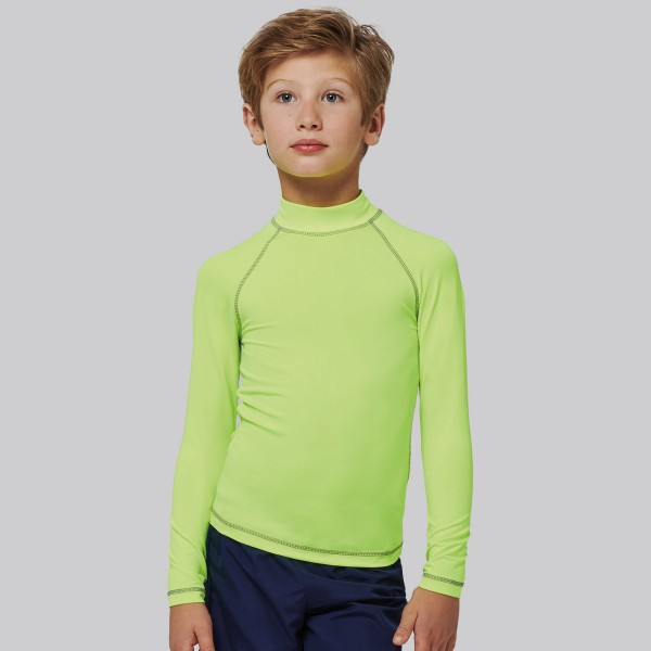 Kid's Long Sleeve T-shirt UV Protection Eco Responsible