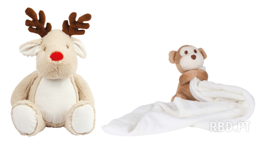 Cuddly toys for the little ones